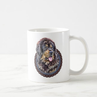 Tibetanischer Mastiff 001 Kaffeetasse