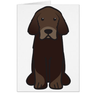 Tibetanischer Mastiff-HundeCartoon Karte
