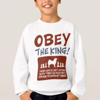 Tibetanischer Mastiff Sweatshirt