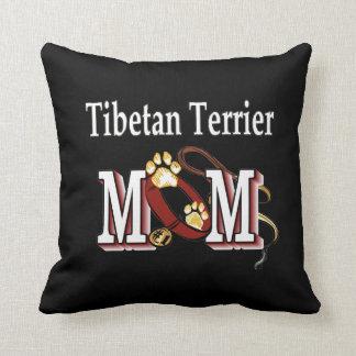 Tibetanisches Terrier-Mamma Kissen