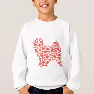 Tibetanisches Terrier Sweatshirt