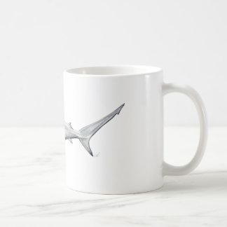Tiburon martillo - Hammerkopfhaifisch Kaffeetasse