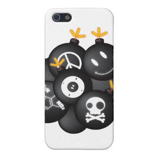 Tic_Tac_Bomb Etui Fürs iPhone 5