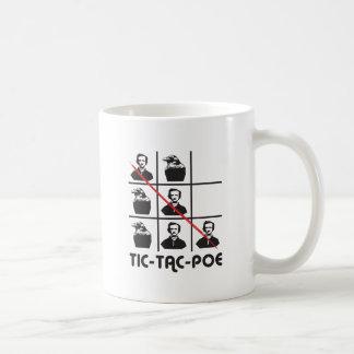 TIC-TAC-POE KAFFEETASSE