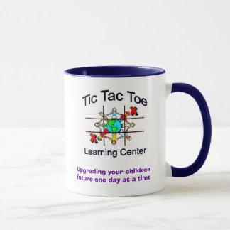 Tic-TAC-Zehe Tasse