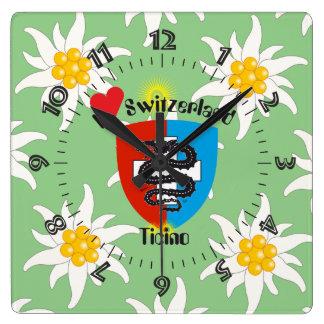 Ticino Schweiz Suisse Svizzera Svizra Uhr