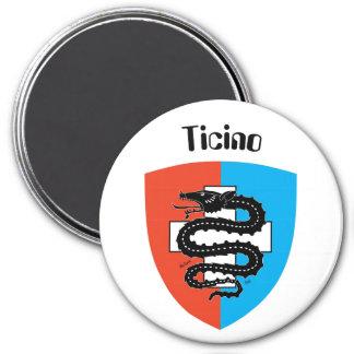 Ticino Svizzera / Tessin Schweiz Magnet