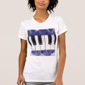 Tickle das Elfenbein-Klavier T-Shirt