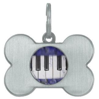 Tickle das Elfenbein-Klavier Tiermarke