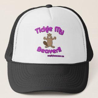 Tickle meinen Biber Truckerkappe