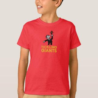 Tickling Giants-Jugend T T-Shirt