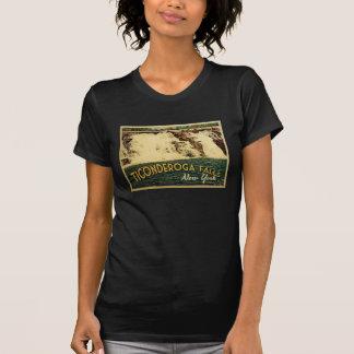 Ticonderoga fällt New York T-Shirts