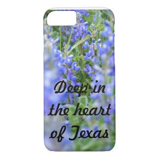 """""""Tief im Herzen von Texas"""" iPhone 8/7 Hülle"""