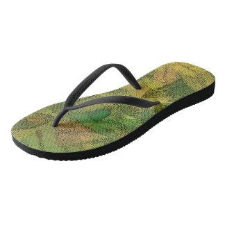 Tief im theJungle Flip Flops