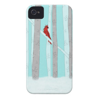 Tief im Wald iPhone 4 Cover
