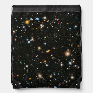 Tiefe Feld-Galaxien der NASAs Hubble ultra Turnbeutel
