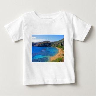 Tiefe Hanauma Bucht 3, Honolulu, Oahu, Hawaii Baby T-shirt