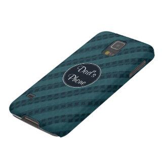 Tiefer Aqua-Marine-Blau-attraktiver nobler Hülle Fürs Galaxy S5