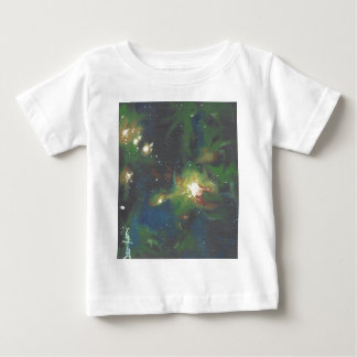 Tiefes Universum Baby T-shirt