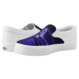 Tiefpurpurne Brücke Z Slipons Slip-On Sneaker