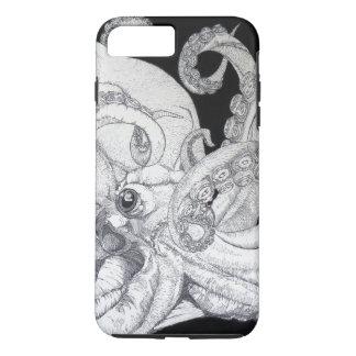 Tiefsee-Krake iPhone 8 Plus/7 Plus Hülle