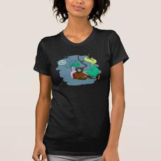 Tiefsee-Schlag T-Shirt