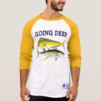 Tiefseegamefish-Kleid T-Shirt