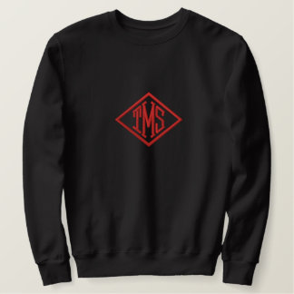 TIELERMUA: M.U.A.-Geschäfts-Logo Sweatshirt
