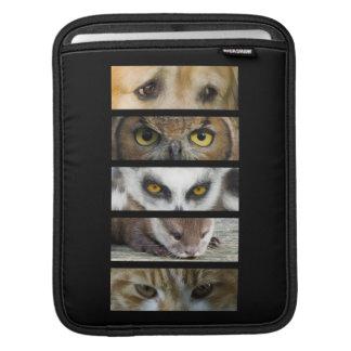 Tier-Augen Sleeve Für iPads
