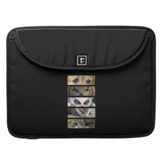 Tier-Augen Sleeve Für MacBook Pro