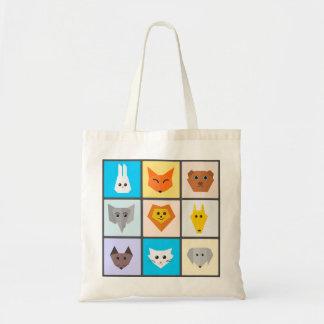 Tier-Einkaufstasche Tragetasche
