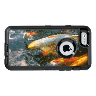 Tier - Fisch - schenken Sie Glück OtterBox iPhone 6/6s Hülle