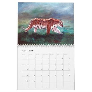 Tier-Kalender Kalender