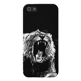 Tier-Löwe-Tiger-Brüllen Martins Garrix Etui Fürs iPhone 5