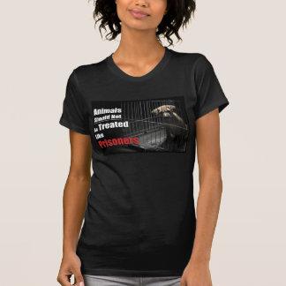 Tier-nicht Gefangene T-Shirt