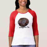 Tier-Orang-Utan Fan T Shirts