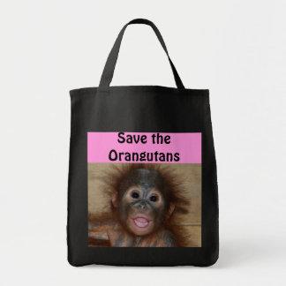 Tier-Tier-Baby Einkaufstasche