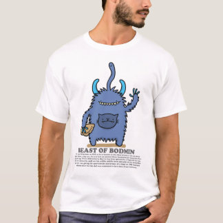 Tier von Bodmin T-Shirt