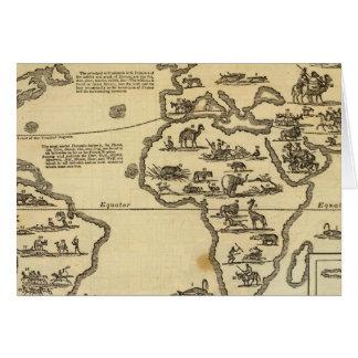 Tier-Welt Karte