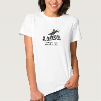 Tieraktivist gegangenes Stier-Reiten! Tshirt