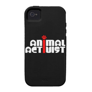 Tieraktivist iPhone 4 Hülle