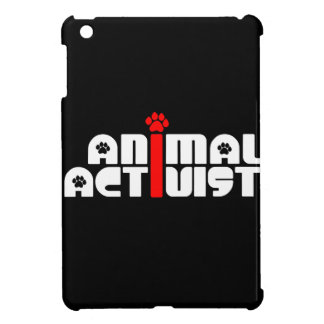Tieraktivist Hüllen Für iPad Mini