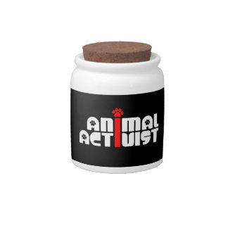 Tieraktivist Keksdose