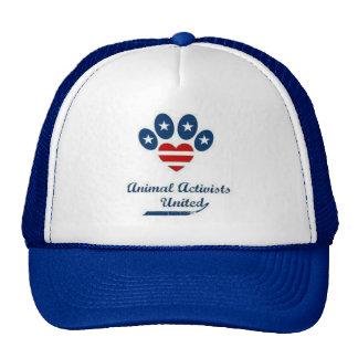 Tieraktivisten-Hut Retrokultmützen