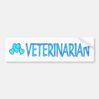 Tierarzt Autoaufkleber