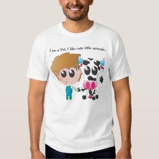 Tierarzt nach innen T-Shirts