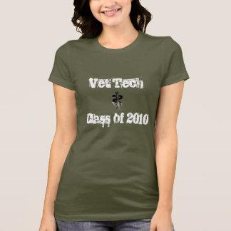 Tierarzt-Technologie-Klasse von 2010 T-Shirt