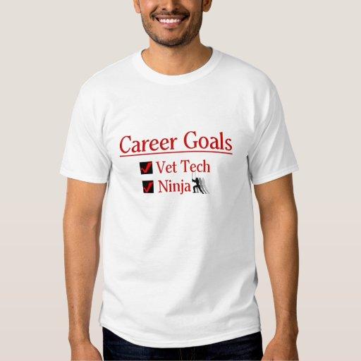 Tierarzt-Technologie Tshirt