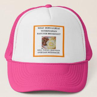 Tierarzt Truckerkappe