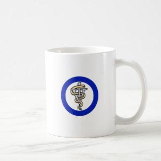 Tierärztliches Logo Kaffeetasse